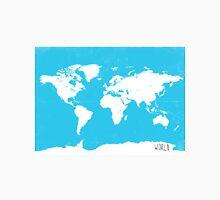 World map Travel B Classic T-Shirt