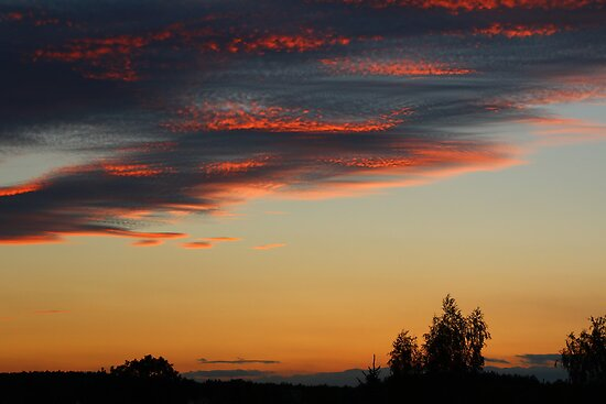What a Sky by karina5