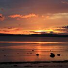 Enniscrone Sunset by Maybrick