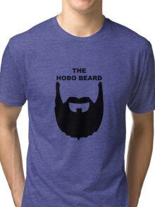 The Hobo Beard Tri-blend T-Shirt