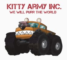 Kitty Army Inc. The Kommander Vehicle Kids Clothes