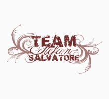 Team Stefan Salvatore by missemilyellen