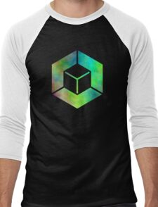 Reality Studios Logo v2 Men's Baseball ¾ T-Shirt