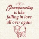 Grandparenting is like falling in love all over again by Kelley Conkling