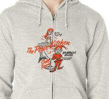 Pixieland's Pixie Kitchen Zipped Hoodie