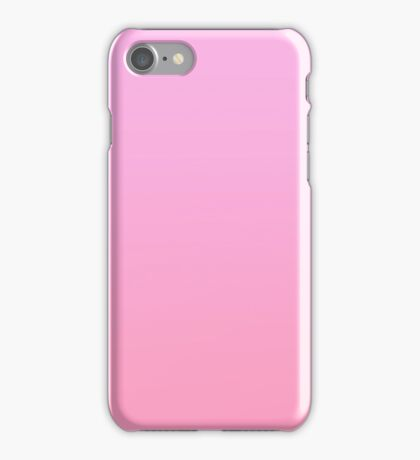 PINK CANDY - Plain Color iPhone Case and Other Prints iPhone Case/Skin