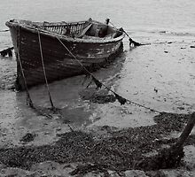 Orford Wreck by Darren Burroughs