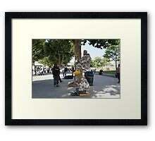 Great Indian Magic Trick Framed Print