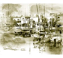 papersail Photographic Print