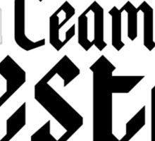 Team Lestat Sticker