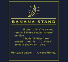 Banana Stand Utilities by rubynibur