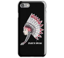Injun Swag iPhone Case/Skin