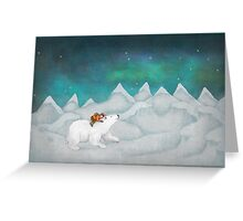 Polar Greeting Card