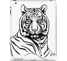 Portrait of amur tiger iPad Case/Skin