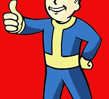 Vault Boy by timur139