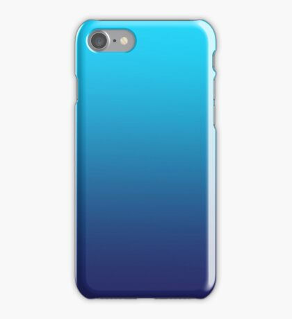 OCEAN - Plain Color iPhone Case and Other Prints iPhone Case/Skin