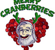 Merry Cranberries by Kristen Fenato