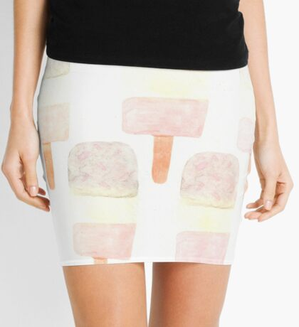 Faded lollypops Mini Skirt