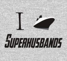 I ship Superhusbands! One Piece - Long Sleeve