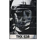 THX 1138 Cop by BUB THE ZOMBIE