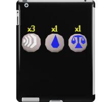 Falador Teleport iPad Case/Skin
