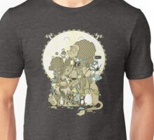 King of the Jungle Gym Unisex T-Shirt