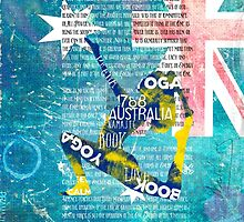 Australia yoga book by Pranatheory