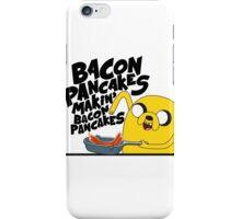 """Jake - Adventure Time """"pancakes"""" iPhone Case/Skin"""