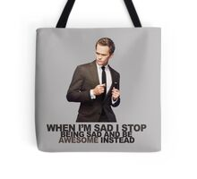 The Awesomeness that is Barney Stinson Tote Bag