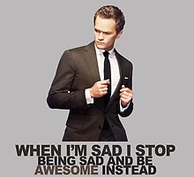 The Awesomeness that is Barney Stinson by TheCommoner