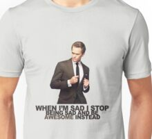 The Awesomeness that is Barney Stinson Unisex T-Shirt