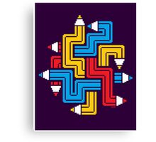 LINEAR CREATION Canvas Print
