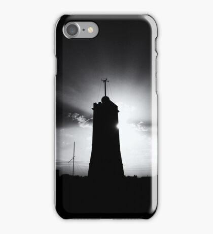 iPhone Case - BW - Tower iPhone Case/Skin