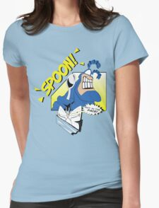 SPOON! Womens Fitted T-Shirt
