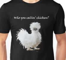 Silkie Chicken Unisex T-Shirt