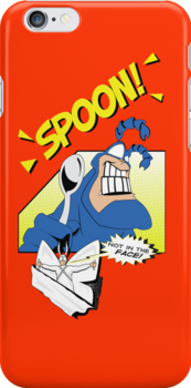 SPOON! by JackToTheFuture