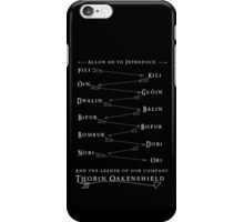 Introduction of the company iPhone Case/Skin