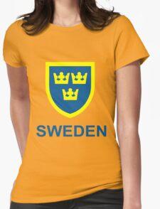 Country - Swedish Three Crowns T-Shirt