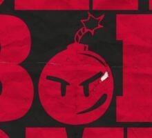 Scott Pilgrim Sex Bob-bomb Sticker