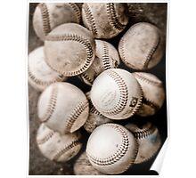 Baseball Collection Poster