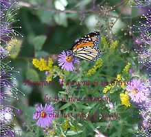 2 Corinthians 5:17 (NIV) by DreamCatcher/ Kyrah Barbette L Hale
