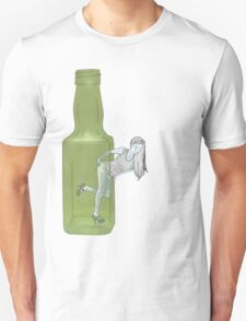 10 green bottles 4 Unisex T-Shirt