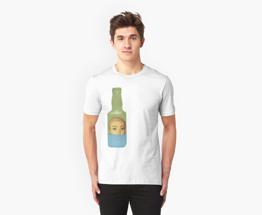 10 green bottles 5 by IanByfordArt