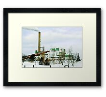 Dirty, Dirty Place Framed Print
