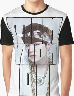 Bangtan Boys (BTS) SUGA 'MIN YOON GI' Graphic T-Shirt