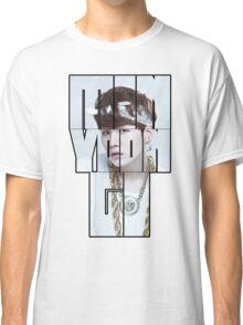 Bangtan Boys (BTS) SUGA 'MIN YOON GI' Classic T-Shirt