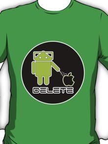 Cyberdroids - Delete T-Shirt