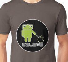 Cyberdroids - Delete Unisex T-Shirt