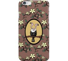 Two Headed Vulture iPhone Case/Skin