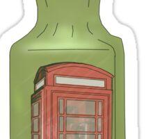 10 green bottles 8 Sticker